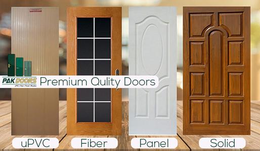 Pak Doors Pvc Doors Panel Doors Wooden Doors Door