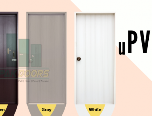 PVC Plastic Doors in Pakistan | Pvc Doors Designs