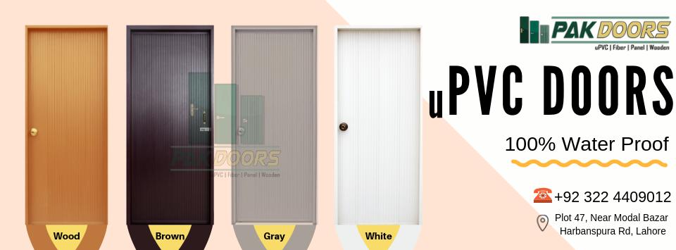 Pvc Door Price In Pakistan Plastic Doors Price In Lahore