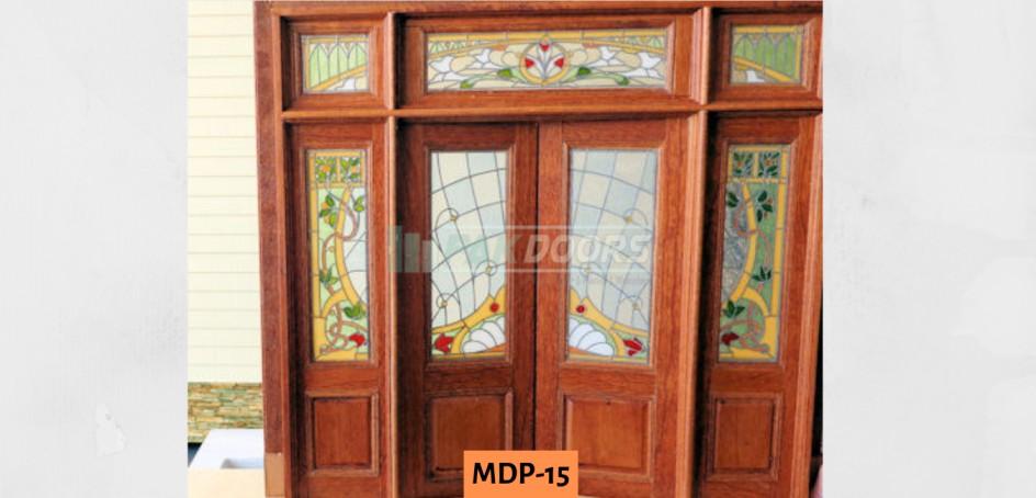 Beautiful glass door designs
