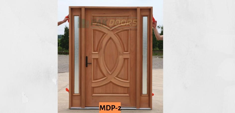 Wooden Entrance Door Design