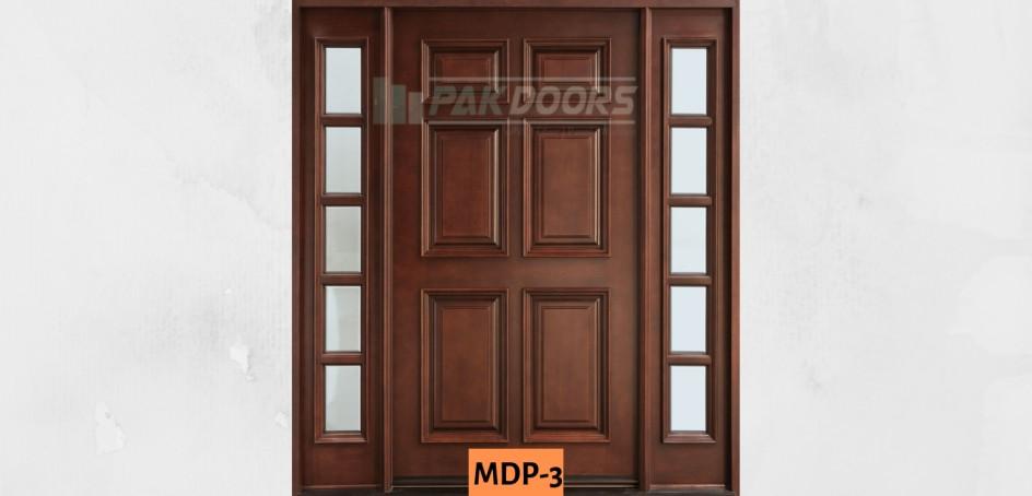 Glass Entrance Door Design