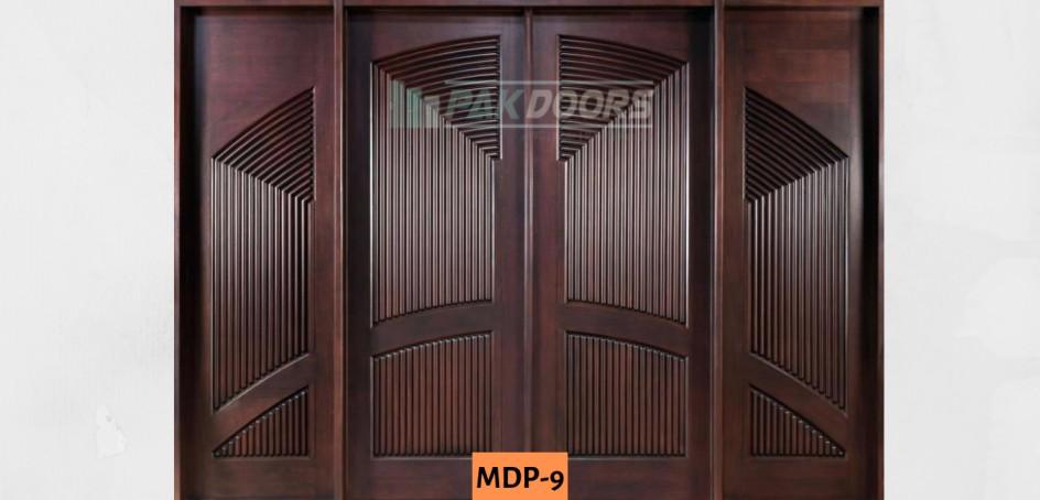 Traditional Main Entrance Door Design