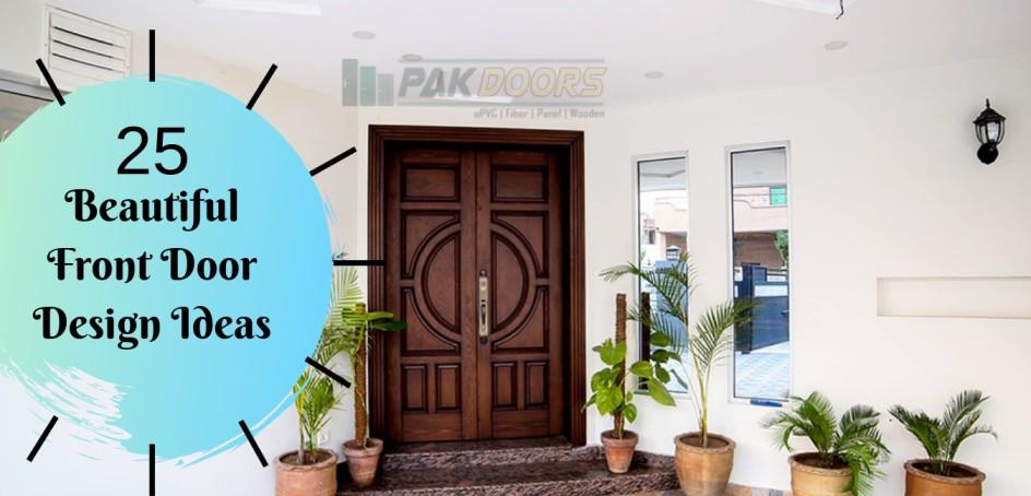 Beautiful Front Door Designs Ideas
