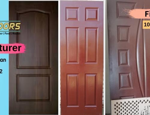 Most Popular Fiber Doors | Fiber Doors in Pakistan