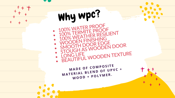 why wpc doors