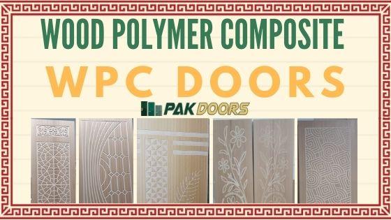 wpc doors in pakistan